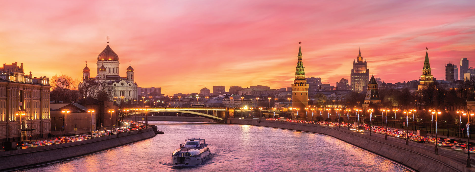 Scenic's Moscow to St. Petersburg River Cruise